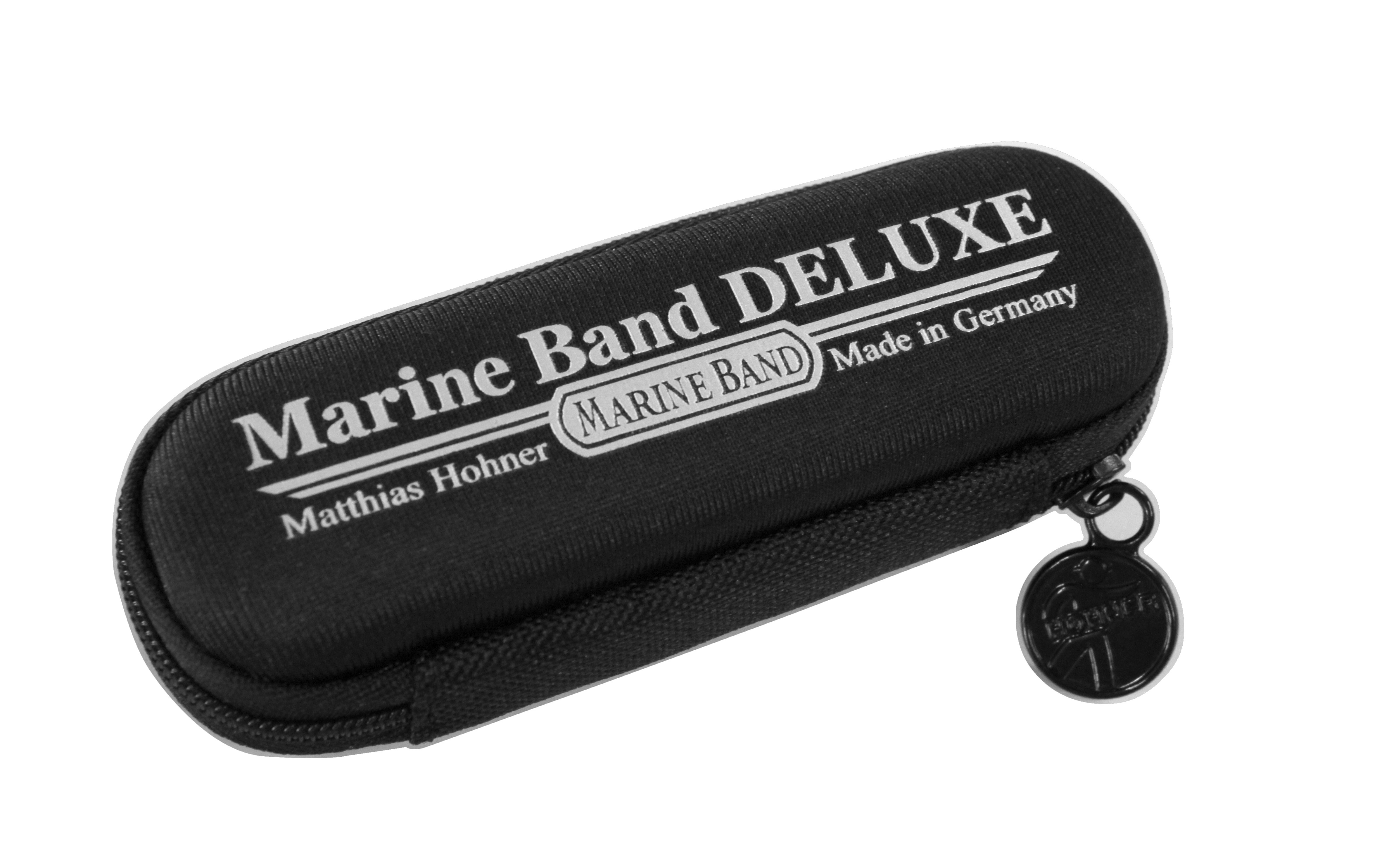 Hohner Marine Band Deluxe C-major