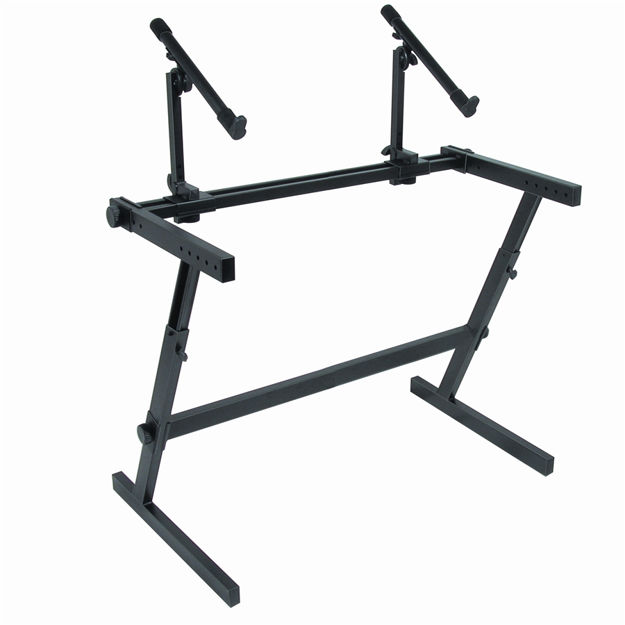 Quik Lok Z 726 L  Keyboard stand Z and double