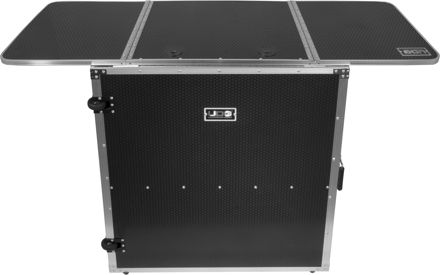 UDG Gear Ultimate Fold Out DJ Table Silver MK2 Plus