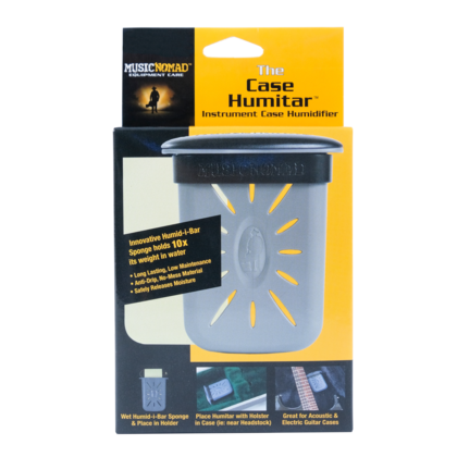 Music Nomad The Humitar - Instrument Case Humidifier w/ Case Holster   MN303