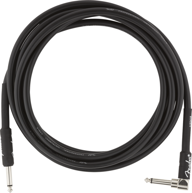 Fender Professional Series Instrument Cable