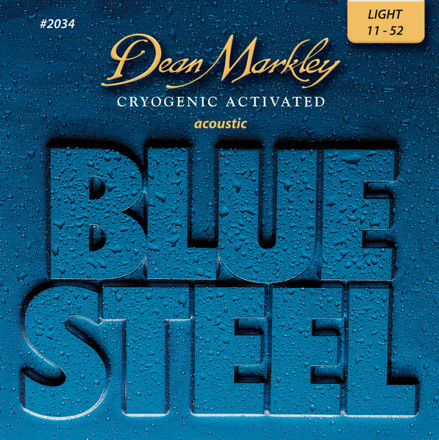 Dean Markley AC BLUE STEEL LT 11/52