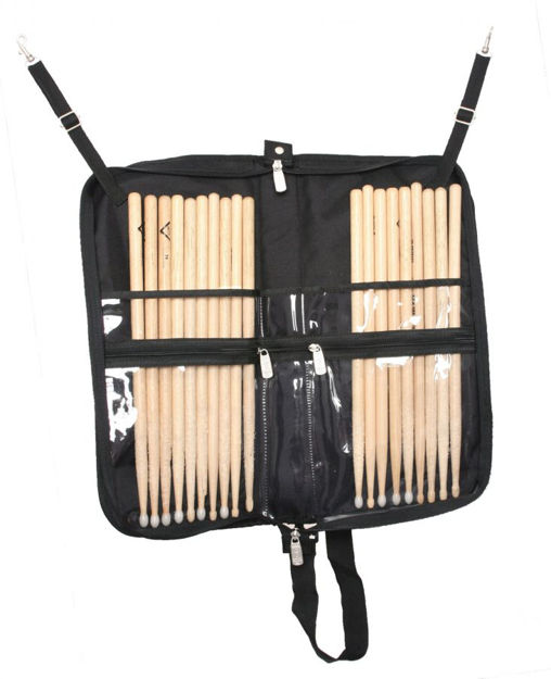 Protection Racket 602400 Deluxe Stick Bag BLACK