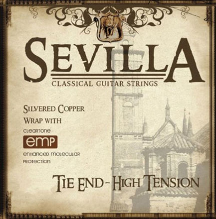 SEVILLA TREATED CLASSICAL HIGH TENSION TIE END