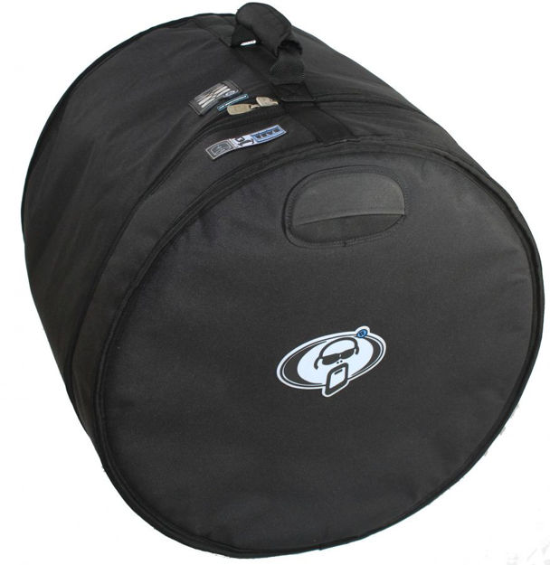 """Protection Racket 162000 20"""" x 16"""" Bass Drum Case"""