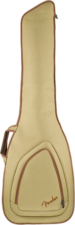 Fender FBT-610 Electric Bass Bag, Tweed