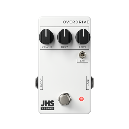 JHS 3 Series – Overdrive