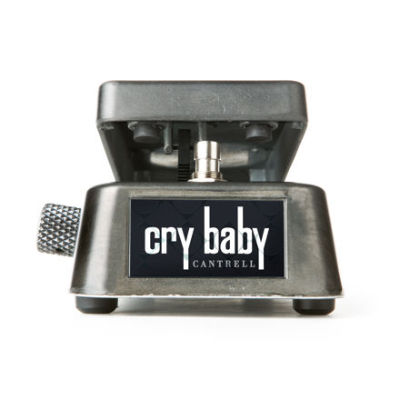 Dunlop Cry Baby JC95B Cantrell Baby Black
