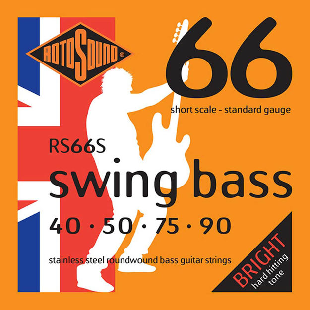 Rotosound RS66S Swing Bass 66 - Short 40-90