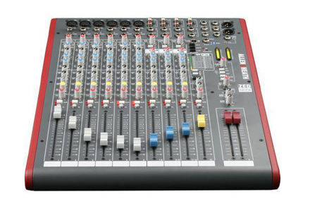A&H ZED12FX 6 Mono 3 Stereo with USB