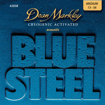 Dean Markley AC BLUE STEEL M 13/58