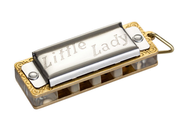 Hohner Little Lady in display (20 pcs. - each in one case)
