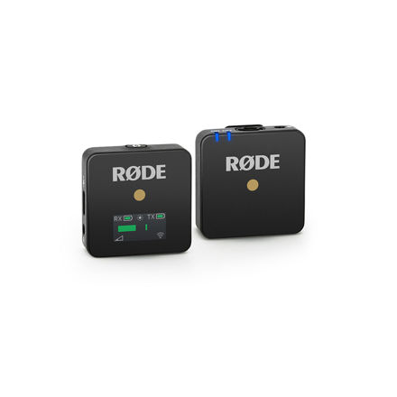 RØDE Wireless GO - Compact Wireless Microphone System