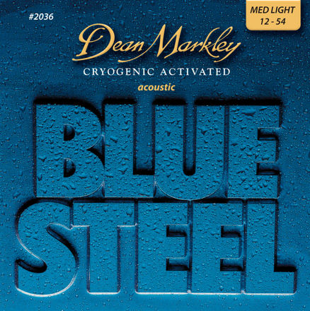 Dean Markley AC BLUE STEEL ML 12/54