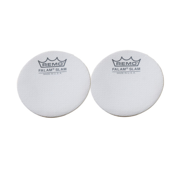 """Remo Patch, Falam, 2.5"""" , 2 Piece Pack"""