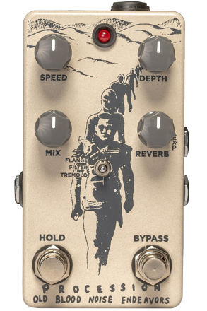 Old Blood Noise Endeavors - Procession - Sci Fi Reverb Pedal