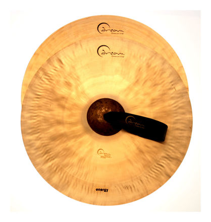 """Dream Cymbals Energy Orchestral Pair - 17"""""""