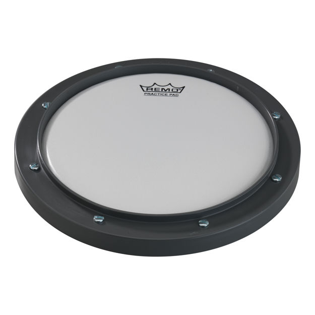 """Remo Practice Pad 8"""" Gray Coated Head"""