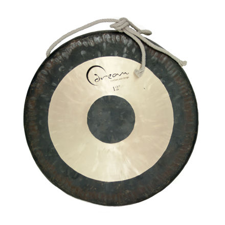 "Dream Cymbals 16"" Chau - Black Dot"