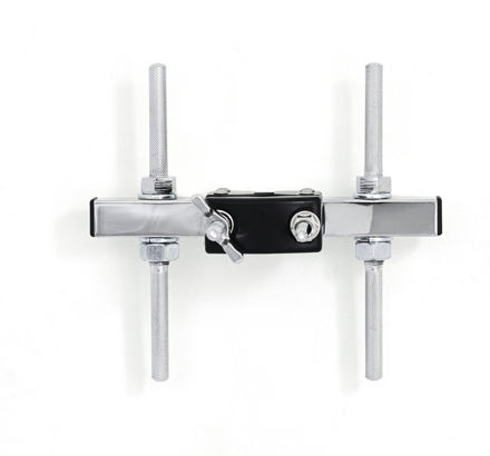Gibraltar Percussion holder 2-Post Accessory Mount Clamp - GAB-2