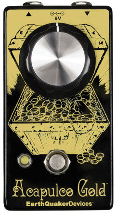 EarthQuaker Devices - Acapulco Gold V2 - Power Amp Distortion