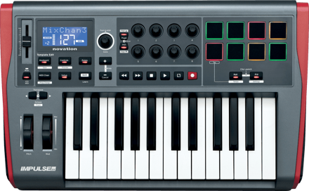 Novation IMPULSE-25