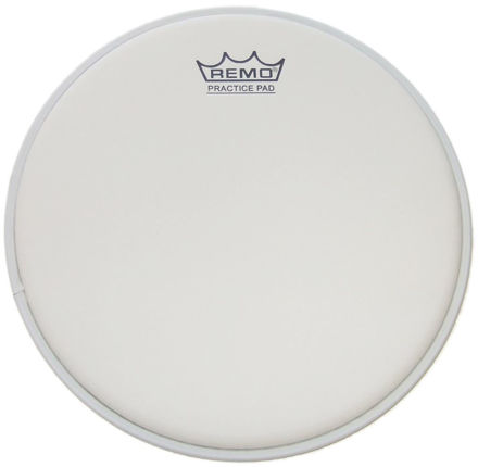 """Remo 10"""" Ambassador Coated For Practice Pad"""