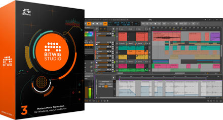 Bitwig Studio 3 Boxed