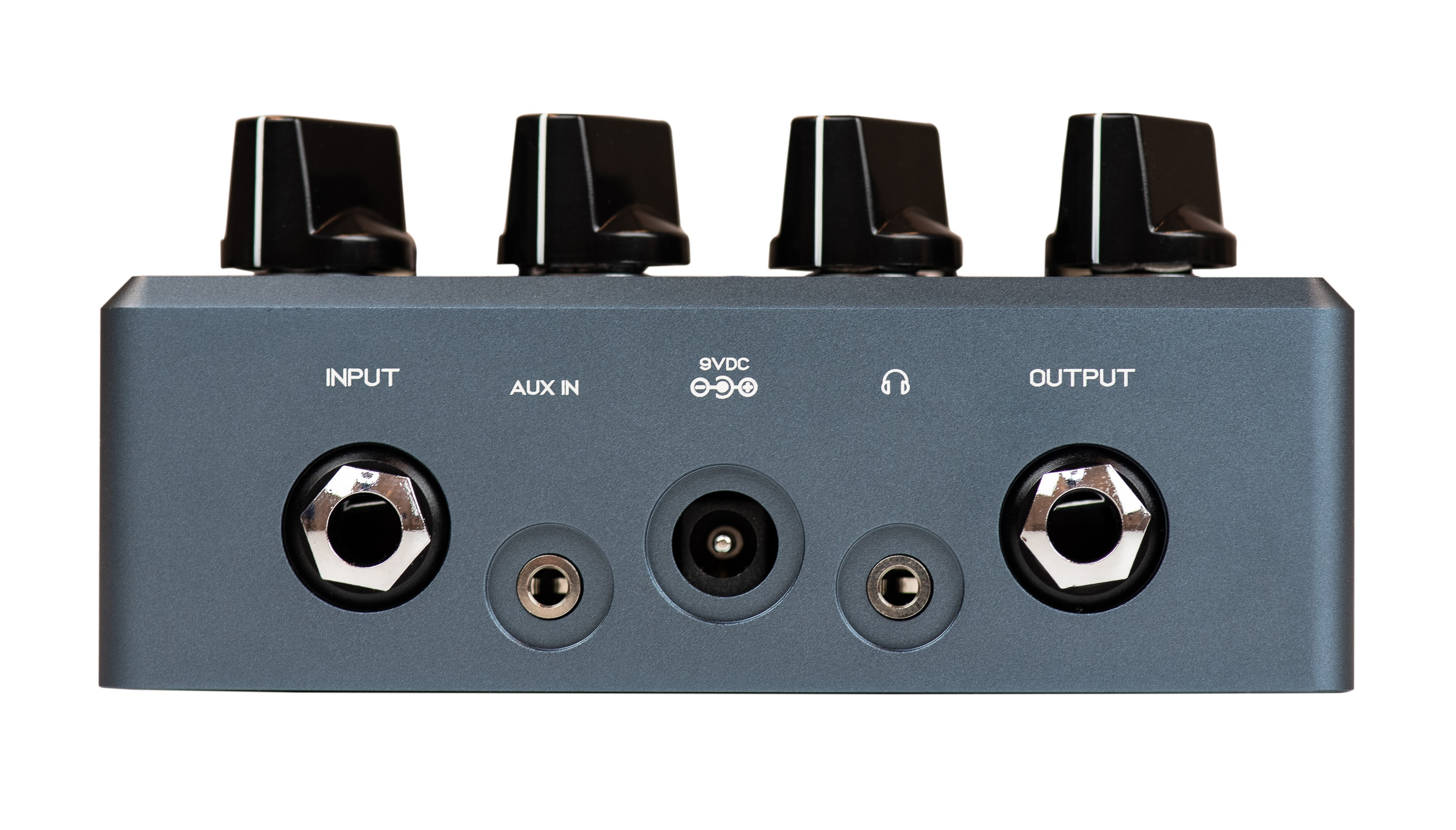 Darkglass Alpha Omega Ultra v2 Aux in Preamp/distortion-pedal for elbass