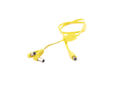 T-Rex Yellow doubler cable, 55cm
