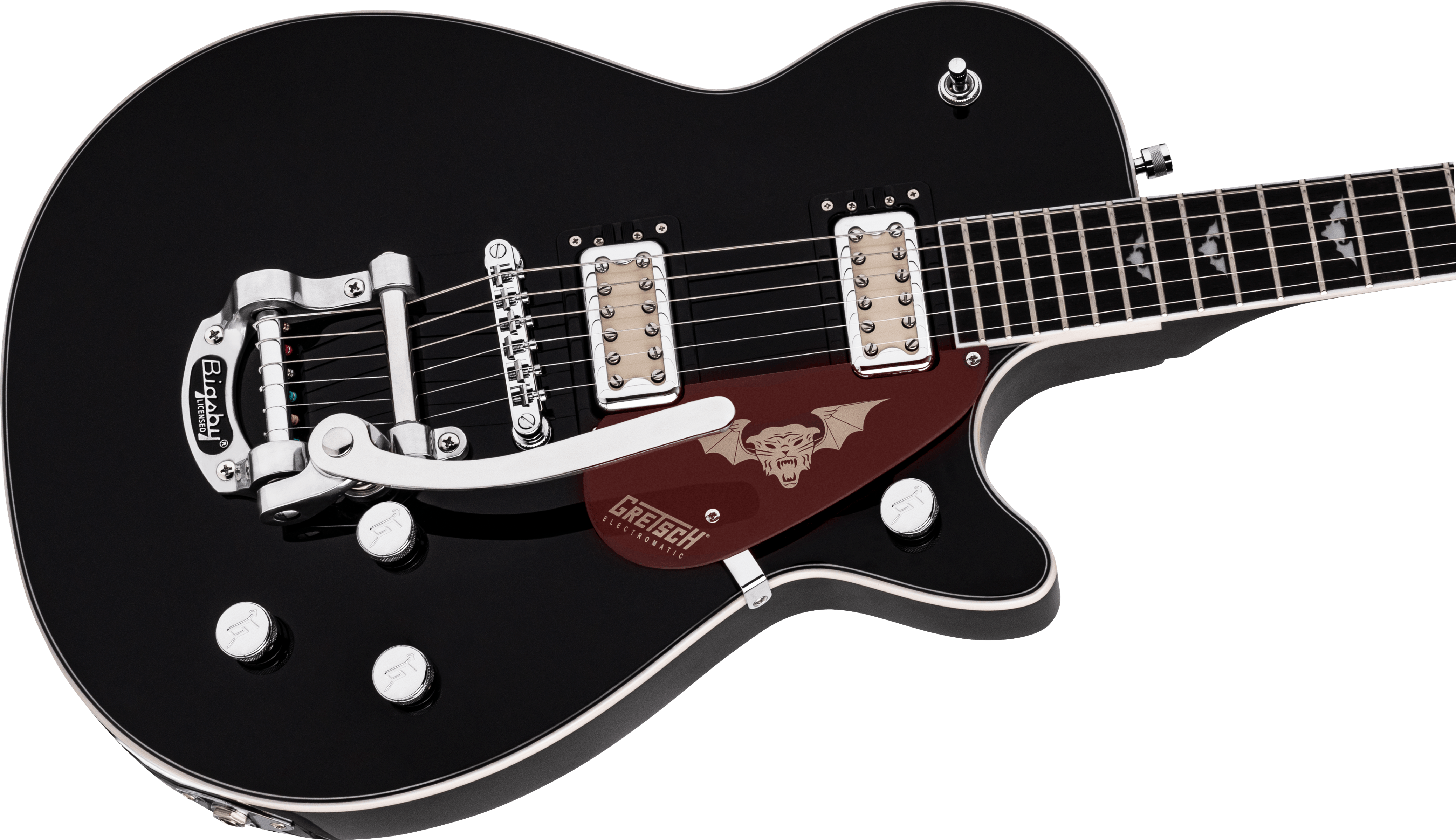 Gretsch G5230T Nick 13 Signature Electromatic® Tiger Jet™ with Bigsby®, Laurel Fingerboard, Black