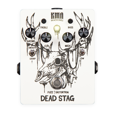 KMA Audio Machines - Dead Stag - Fuzz / Distortion Pedal