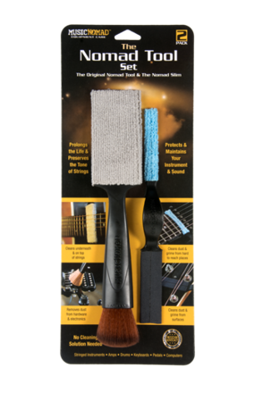 Music Nomad The Nomad Tool Set - The Original Nomad Tool & The Nomad Slim | MN204