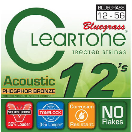 CLEARTONE Bluegrass Cleartone Acoustic 12-56