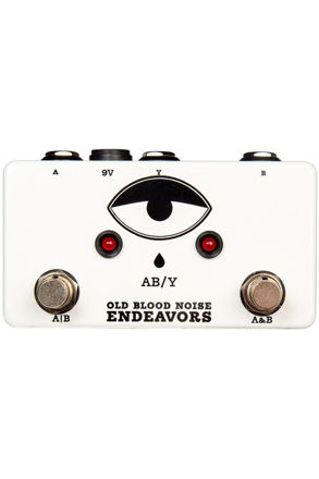 Old Blood Noise Endeavors - Utility 2: ABY - AB/Y Switcher