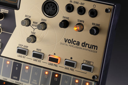 KORG Volca-Drum Percuss. Synth