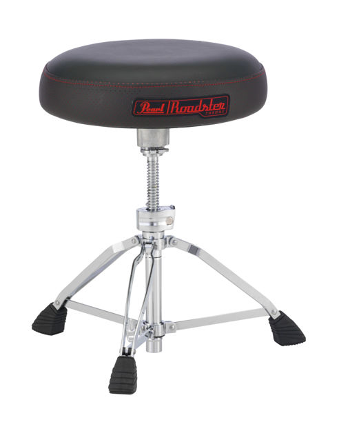 Pearl Roadster, Vented Round Seat Type, Low Height Drum Throne |