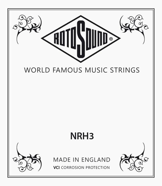 Rotosound NRH3 Classical Guitar Single String - High Tension