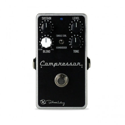 Keeley Electronics - Compressor Plus - Classic Compressor with added Tone and Blend control