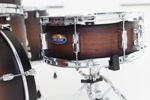 Pearl Decade Maple 6 pc Drum Set with HWP830 Satin Brown Burst