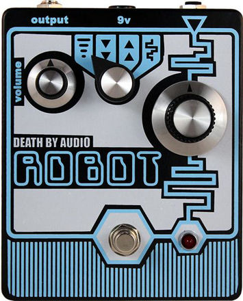 Death By Audio - Robot - 8-bit Pitch Transposer