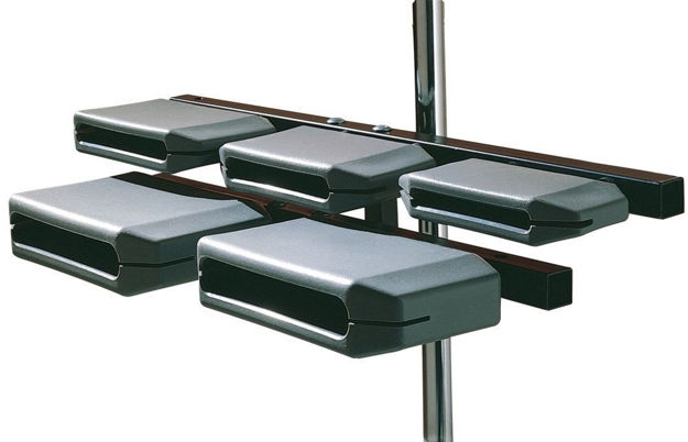 Latin Percussion LP1210 Granite Blocks - Set
