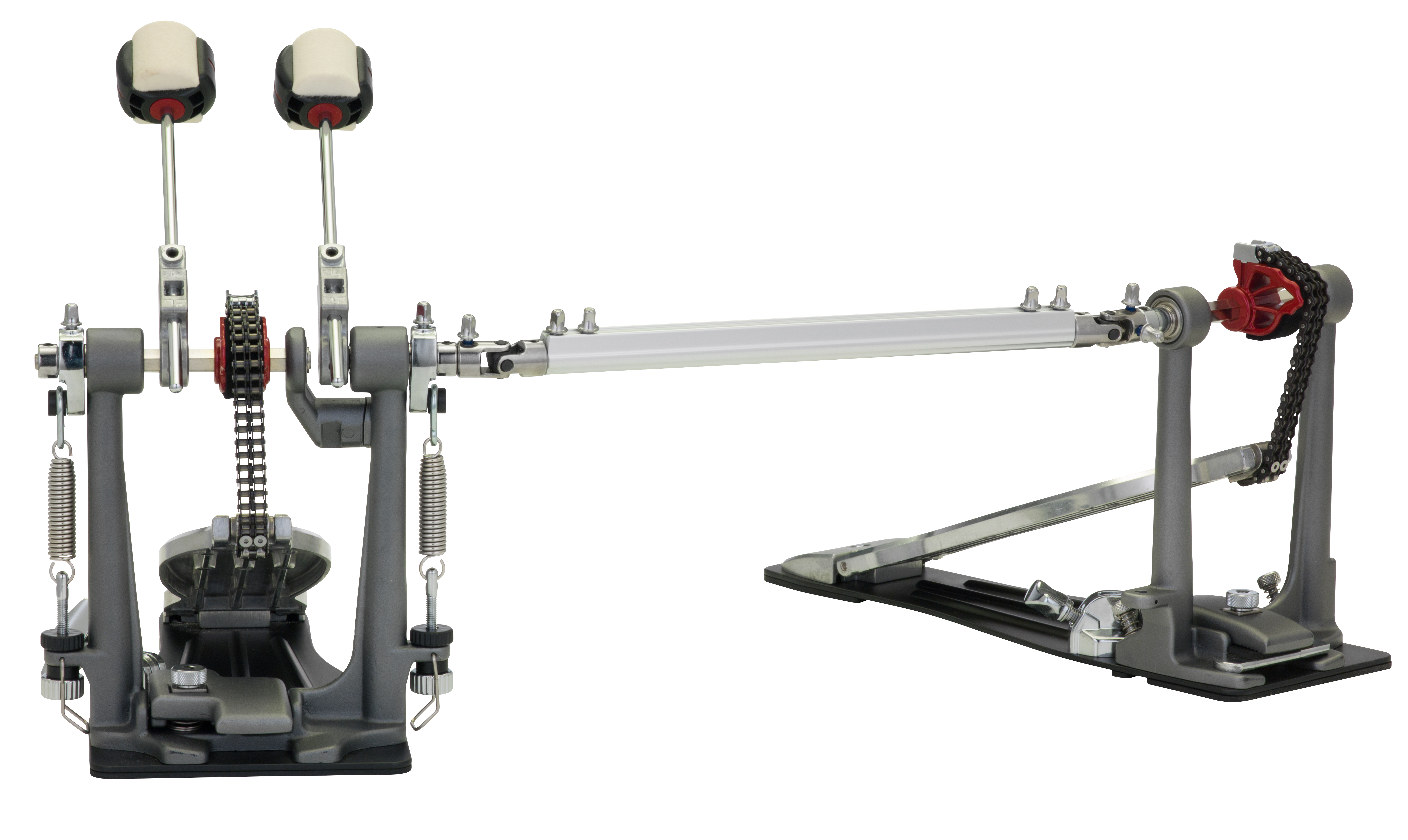 Pearl Eliminator Solo Red Double Bass Drum Pedal