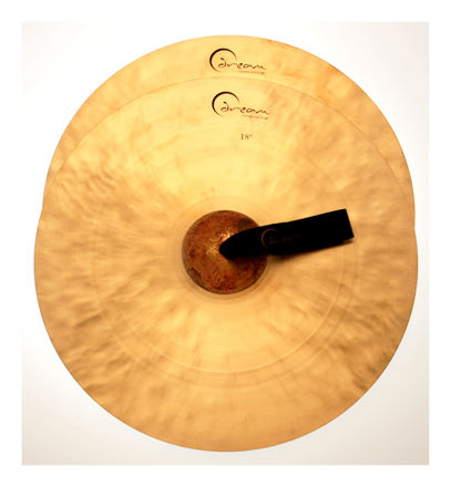 """Dream Cymbals Energy Orchestral Pair - 18"""""""
