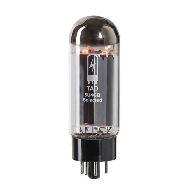 TAD 5U4GB selected rectifier tube (RT504)