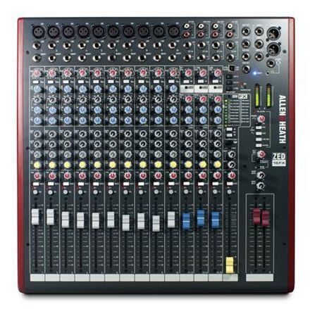 A&H ZED16FX 10 Mono 3 Stereo with USB