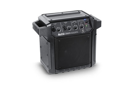 Alto Professional UBER PA | 50W, PORTABLE RECHARGEABLE BLUETOOTH® PA SYSTEM