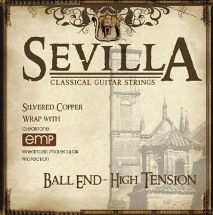SEVILLA TREATED CL. HIGH TENSION BALL END
