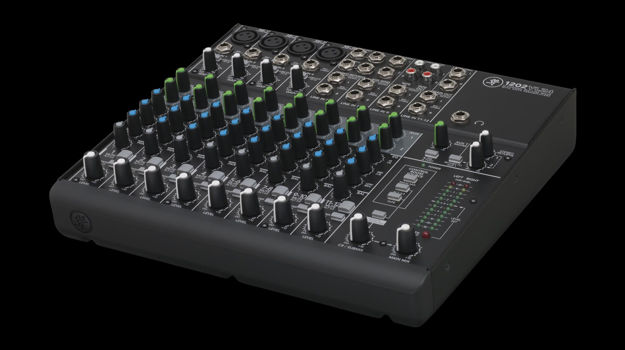 Mackie 1202VLZ4 - 12-channel Compact Mixer