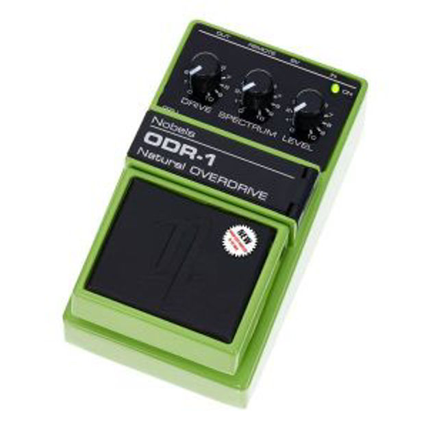 Nobels - ODR-1BC  - Natural Overdrive Pedal with Bass Cut Switch
